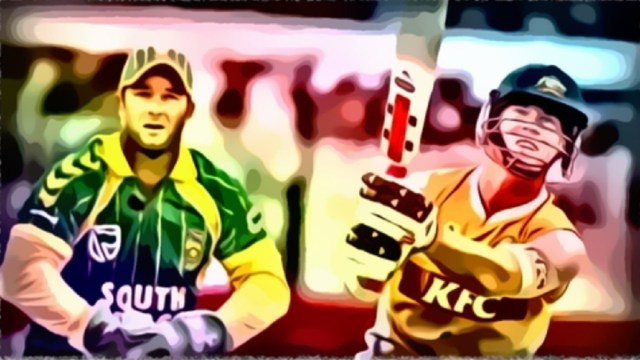 Flashback: Warner's T20I Debut