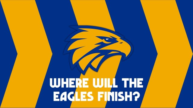 AFL 2020: Where will the Eagles Finish?