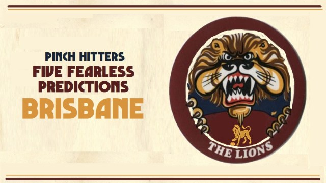 AFL 2020: Brisbane – Five Fearless Predictions