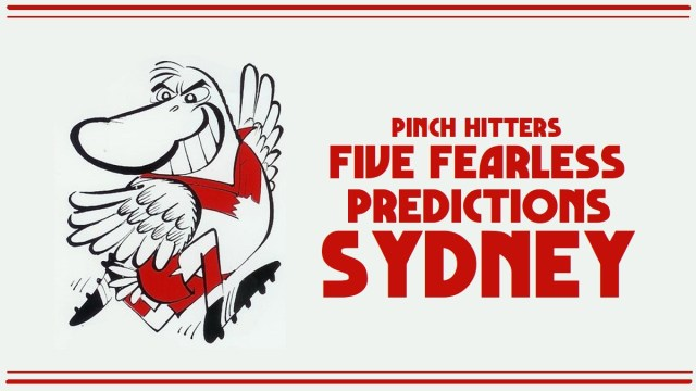 AFL 2020: Sydney – Five Fearless Predictions