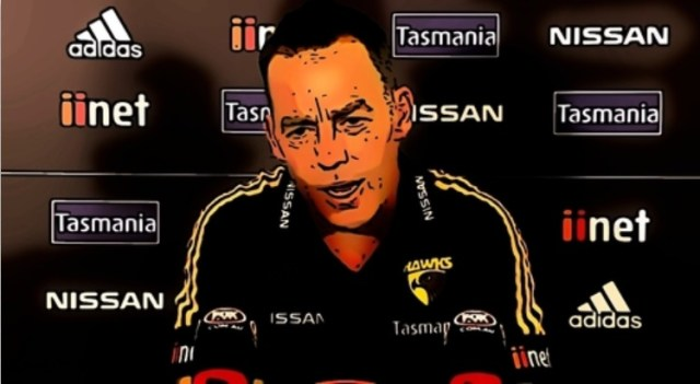 Alastair Clarkson was at it again after the Hawks loss to Sydney. It was enough to earn him a spot on The Pinch Hitters Learned, Liked and Disliked list for Round Eight of the 2020 AFL Season.