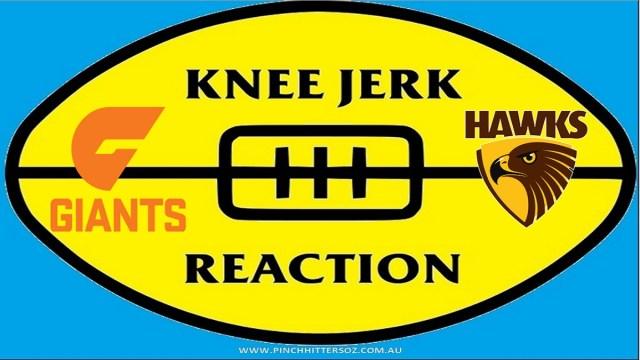 AFL 2020: GWS v Hawthorn – Round Five Knee Jerk Reaction