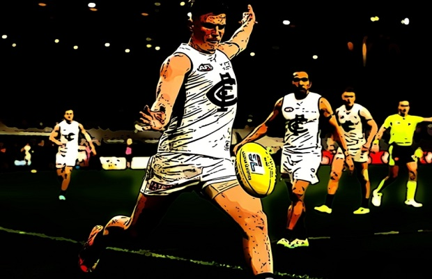 Jack Newnes winner for Carlton over Fremantle was what The Pinch Hitters liked during Round 12 of the 2020 AFL season.