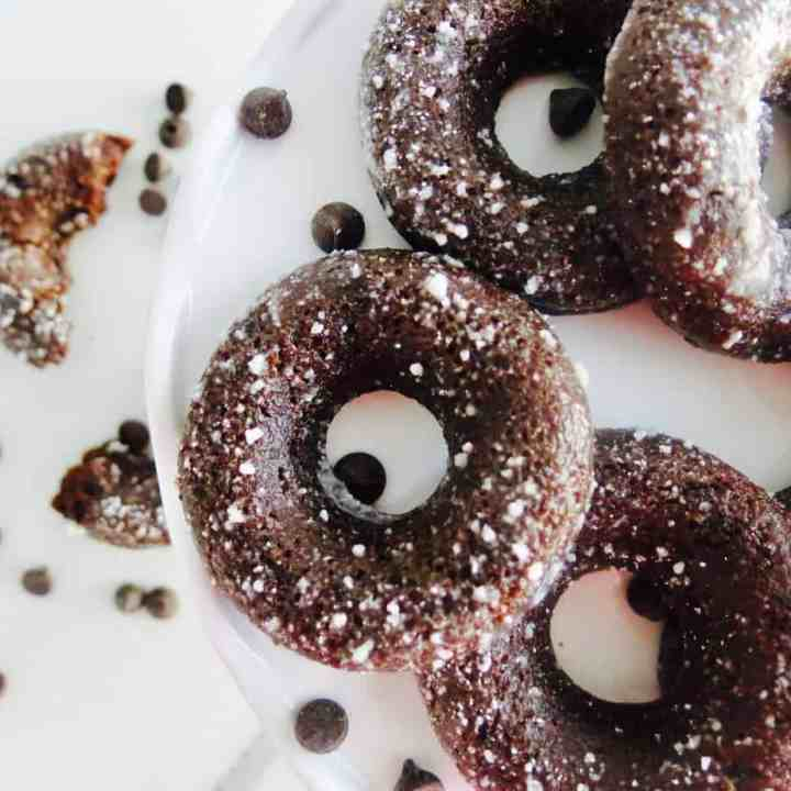 Delicious Chocolate Glazed Donuts