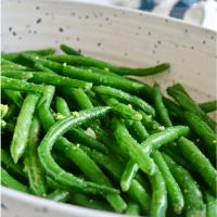 Amazing Green Beans