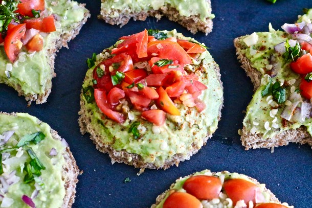 Kid-Friendly Avocado Toast Picture