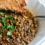 Ridiculous Healthy Lentil Soup