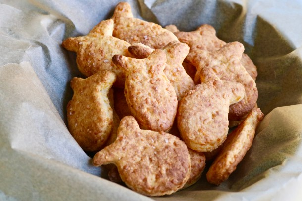 Goldfoch Crackers Photo
