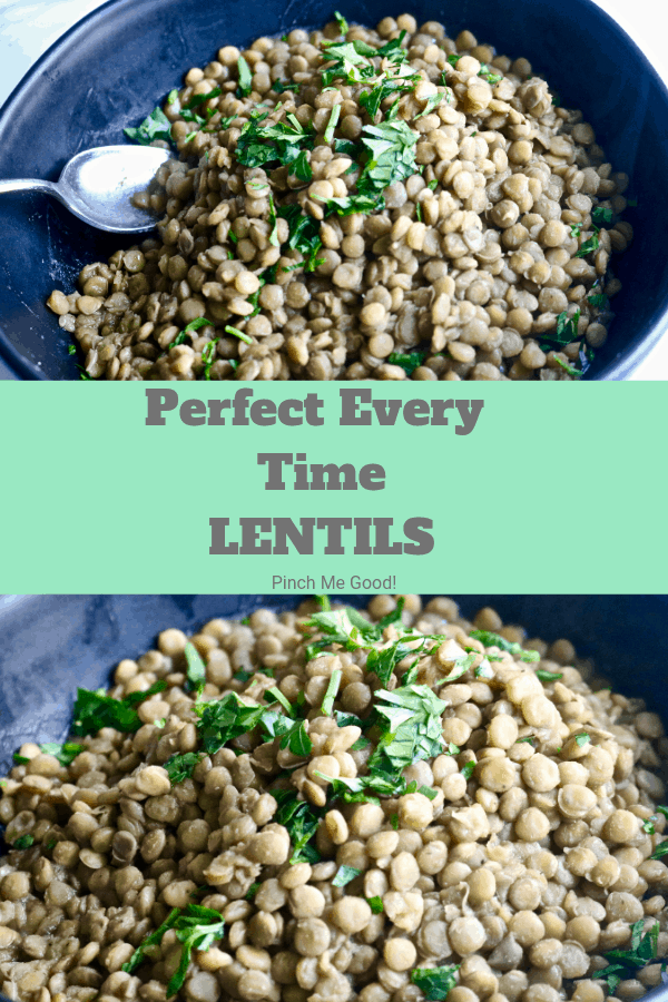 Perfect Every Time Lentils