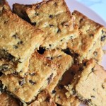 Healthy Blondies Recipe Photo