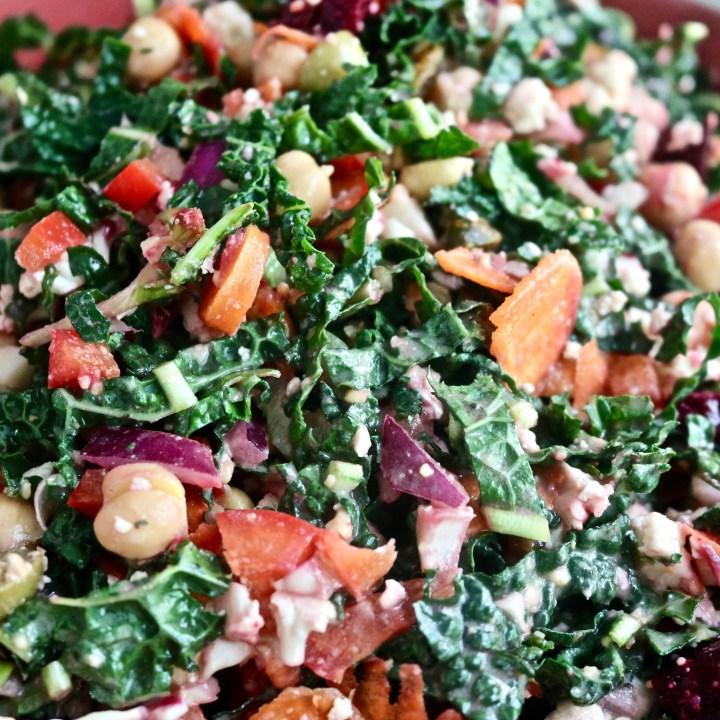 Detox Power Salad
