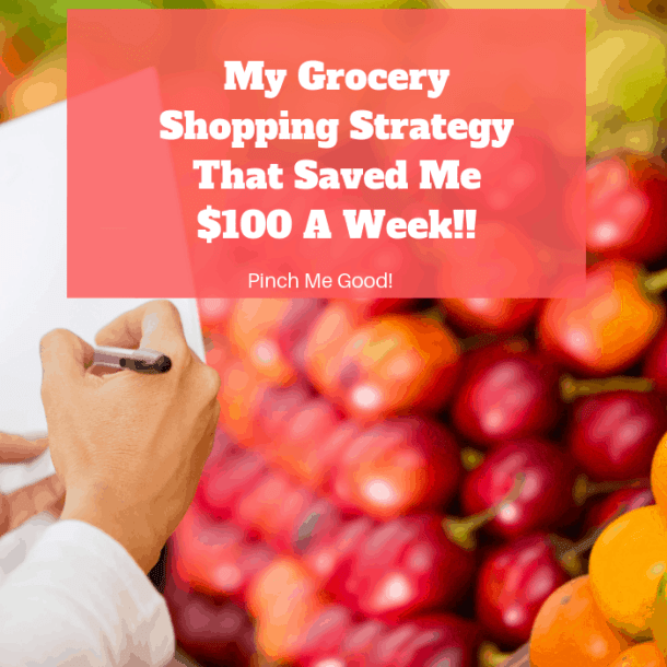 My Grocery Shopping Strategy That Saved Me Money
