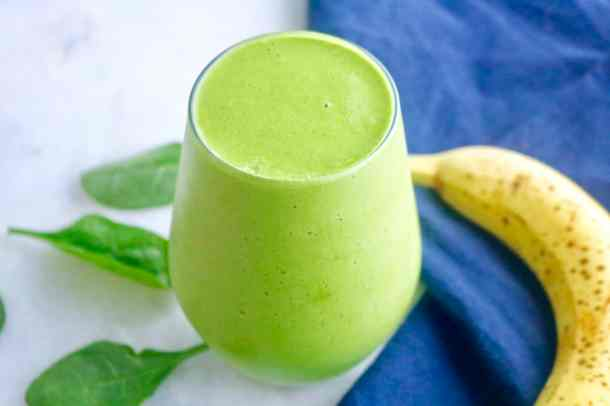 Super Simple Green Smoothie