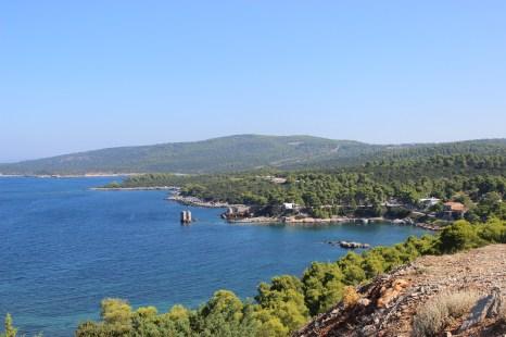 The bay of Atsitsa
