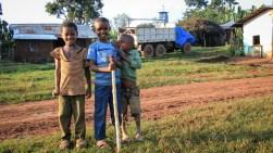 Smiling faces, Ethiopia ©Lore Geeraert