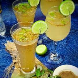 Shikanji - Best Summer Drinks