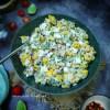 Mexican corn salad – Roasted corn salad mexican