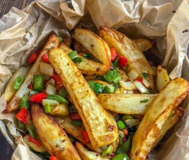 Syn Free Salt And Pepper Chips Slimming World 3