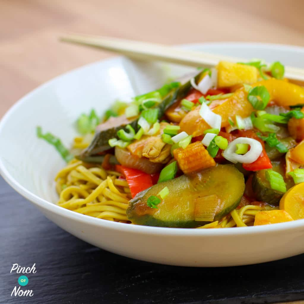 Syn Free Sweet & Sour Chicken | Slimming World