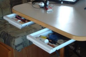 RV Storage Hacks - Drawers