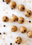 chocolate chip cookie dough ball er