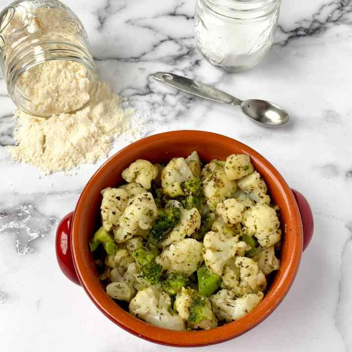 frozen broccoli and cauliflower