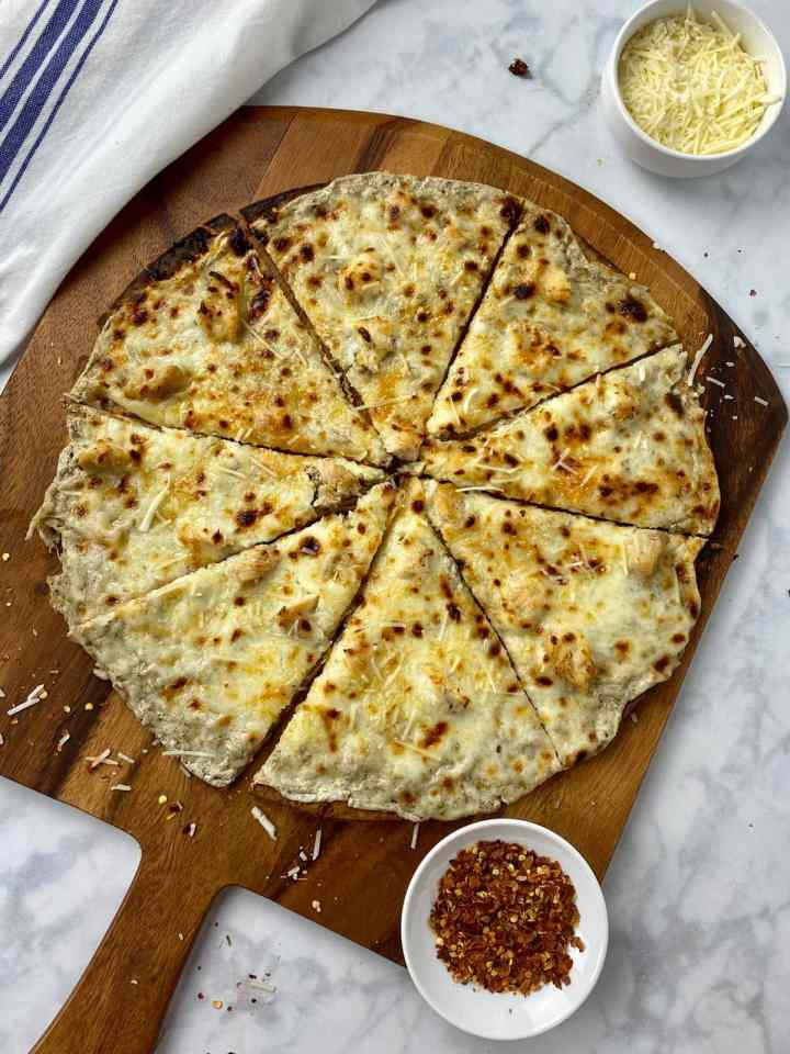 Cottage-Cheese-Pizza