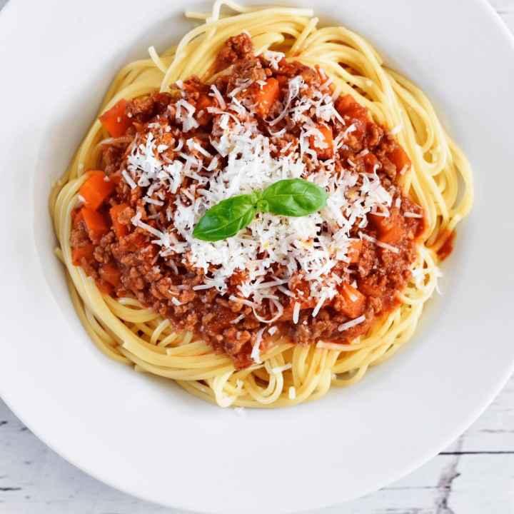 Healthy Spaghetti Sauce