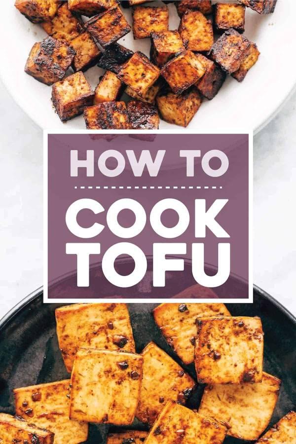 How to cook tofu.