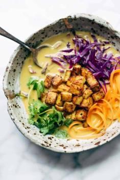 Image result for Vegetarian Thai Coconut Vegetable Soup Recipe