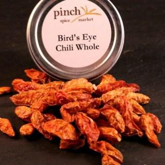 Whole Bird's Eye Chilis: Organic Bird's Eye Chili