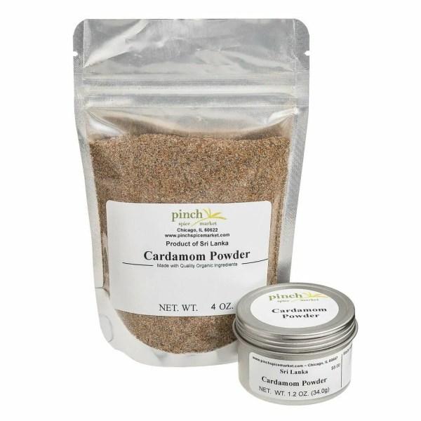 Sri Lankan cardamom powder