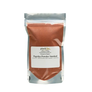 smoked paprika in Pinch Spice Market bag