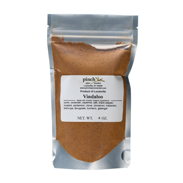 authentic hot Indian vindaloo seasoning