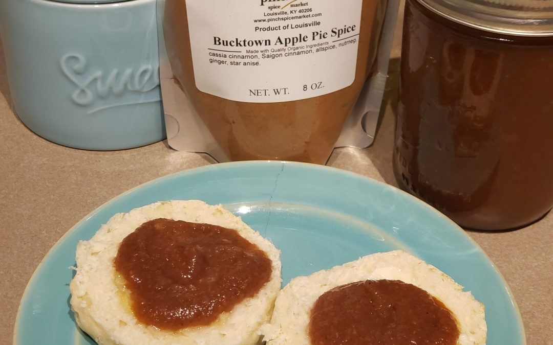 Bucktown Apple Pear Butter