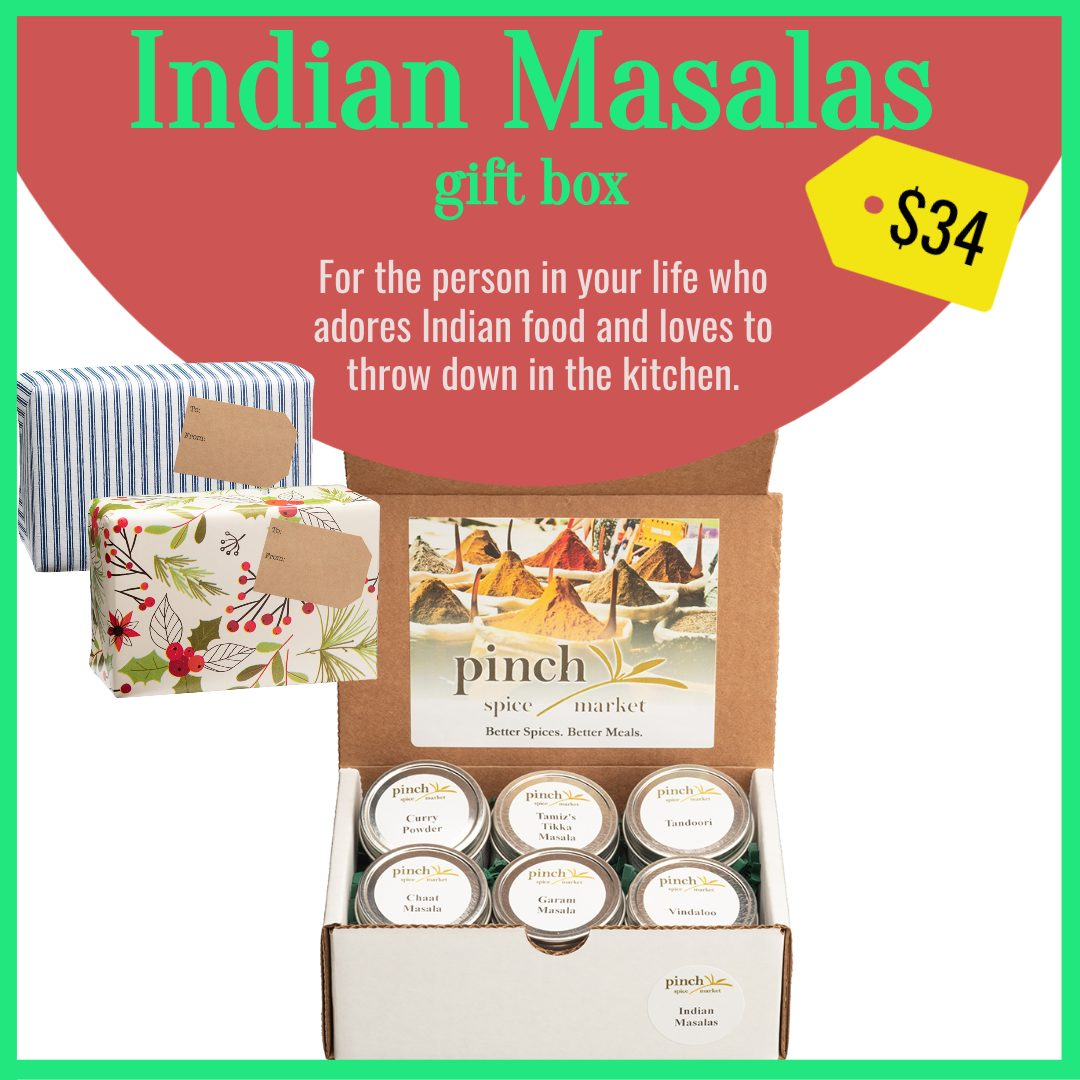 Best Indian organic spices in USA gift box