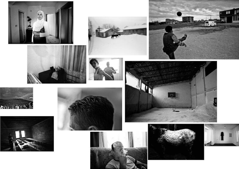 Kosovo - photography project by Maria Pincikova