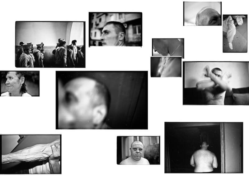 Zeks - photography project by Maria Pincikova
