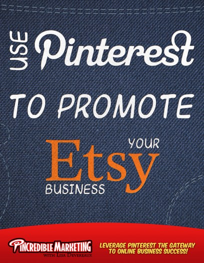 Pinterest for Etsy
