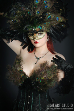Vivienne Vermuth. Photo: High Art. MUAH: Vermuth