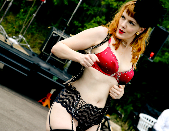 Red Hot Annie by Kriss Abigail