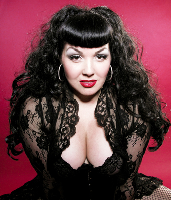 Photo: Matt Odom. MUA/H: Ursula Undress