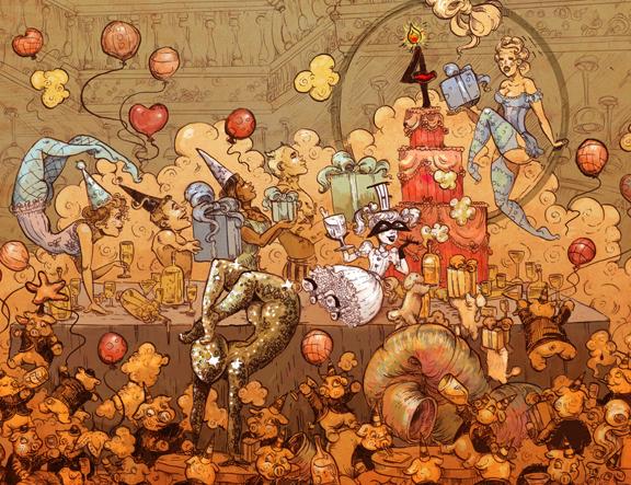 Illustration: Molly Crabapple