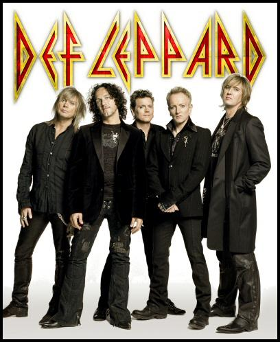 That's Right.... Jo References Def Leppard!