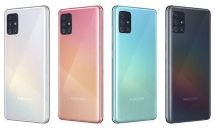 Varian Warna Samsung Galaxy A51