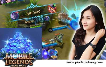 Top Up Diamond Mobile Legends