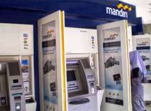 Cara Mengambil Uang di ATM Mandiri