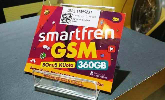 Cara Registrasi Kartu Smartfren GSM