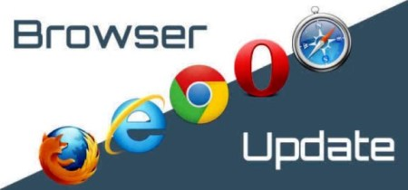Cara Update Browser