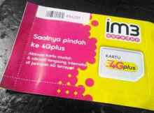 Cara Upgrade Kartu 3G ke 4G Indosat